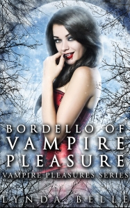 Bordello of Vampire Pleasure is available on Amazon for purchase and as a Kindle Unlimited title.